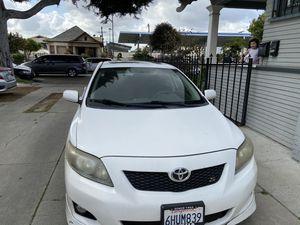 2010 Toyota Corolla Se for Sale in Los Angeles, CA