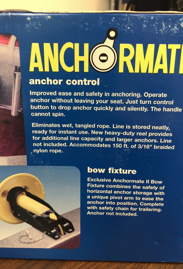 Worth Company Anchormate II anchor control  for Sale in Lake Worth, FL -  OfferUp