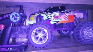 Rc Hpi E-Savage. 4wd Brushless. Runs great for Sale in Kentwood, MI