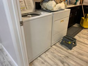 KENMORE WASHER & GAS DRYER for Sale in Bakersfield, CA