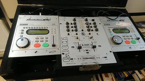 Bulk of dj equipment for Sale in Indianapolis, IN