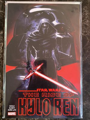 Star Wars: The Rise Of Kylo Ren (Marvel Comics) for Sale in Fremont, CA