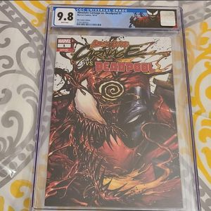 Absolute Carnage Vs Deadpool Comic Book for Sale in Garden Grove, CA