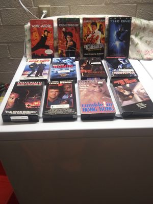 DVD VHS and VHS movies for Sale in Phoenix, AZ