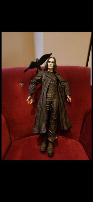 BRAND NEW ERIC DRAVEN THE CROW BRAND NEW NO BOX (18 INCH) for Sale in Delray Beach, FL