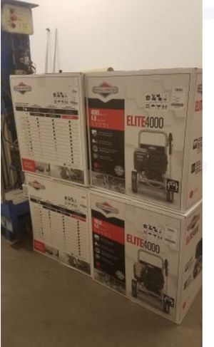 Briggs and Stratton 4000 psi Pressure Washer HALF PRICE for Sale in Lakewood, CO