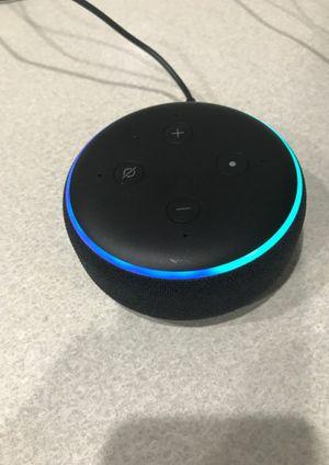 2 Amazon Echo Dot 3rd gen for Sale in Phoenix, AZ
