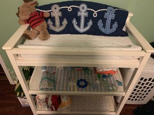 Changing table for Sale in Waynesville, OH
