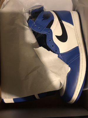 "Size 13 pair of Nike Air Jordan 1, ""Game Royal"", Deadstock for Sale in Seattle, WA"