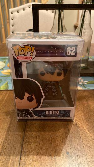 Kirito funko pop for Sale in Montgomery, PA