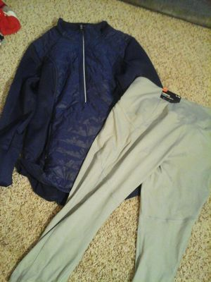 New workout clothes bundle reebok brand for Sale in Tacoma, WA