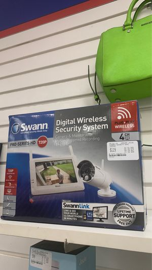 Security System for Sale in Chicago, IL