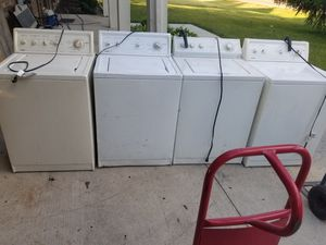 Whirlpool or Kenmore washers 150 and up for Sale in Ypsilanti, MI