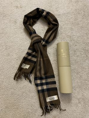 Burberry Scarf NWOT for Sale in Falls Church, VA