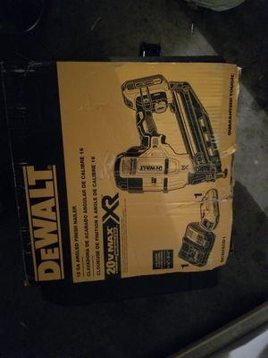 We'buy DeWalt nail gun for Sale in North Las Vegas, NV