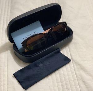 Lanvin SLN561 sunglasses tortoise/ pink for Sale in Boston, MA
