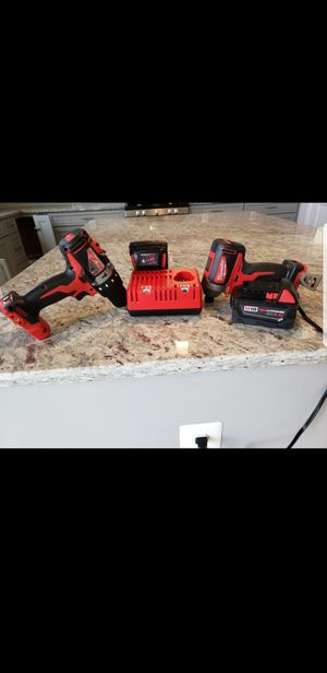 Milwaukee hammers drills for Sale in Dundalk, MD