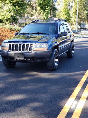 2001 Jeep Cherokee for Sale in Tacoma, WA