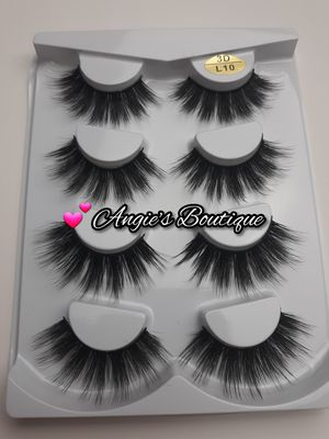 Eyelashes Style #L10 for Sale in Palmdale, CA