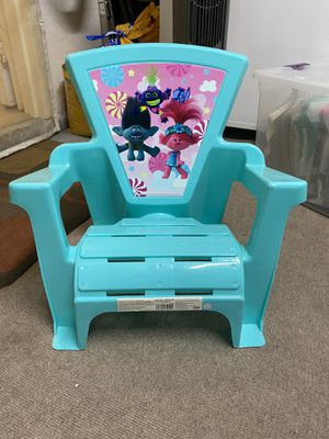 LOCAL PICKUP ONLY! Kids' trolls chair for Sale in Chatsworth, CA