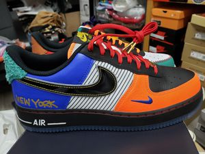 NEW Nike Air Force 1 Low City of Athletes WHAT THE Sz 10, 13 for Sale in Huntington, NY