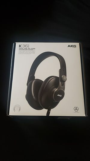 AKG Studio Headphones (K361) for Sale in San Diego, CA