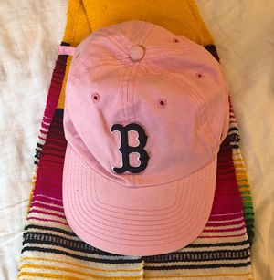 Boston Red Sox 47 Brand Unisex Clean Up Pink Rose Hat for Sale in Chula Vista, CA