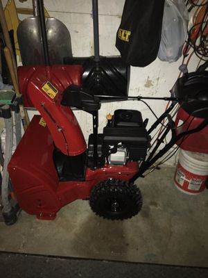 New Toto Power Max OE 824 Snow Blower for Sale in Sioux City, IA