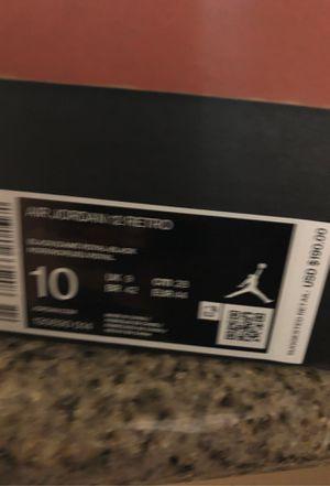Jordan 12 retro for Sale in El Cajon, CA