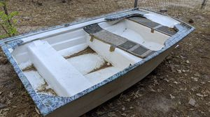8' aluminum boat for Sale in Green Valley Lake, CA