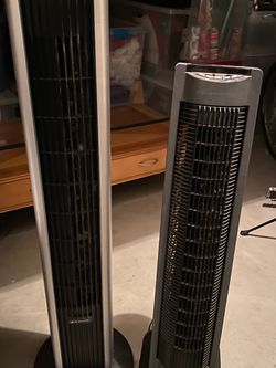 2 Tall Fans for Sale in San Marcos,  CA