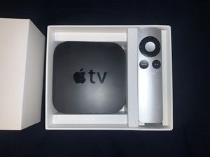 Apple TV 2nd Generation for Sale in Mesquite, TX
