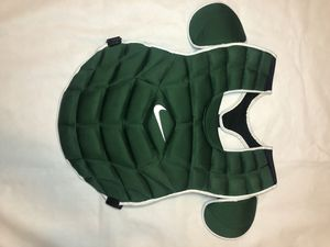 Nike Baseball Catchers Chest Protector for Sale in Rancho Cucamonga, CA