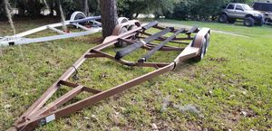 No rust tandem boat trailer for Sale in Houston, TX