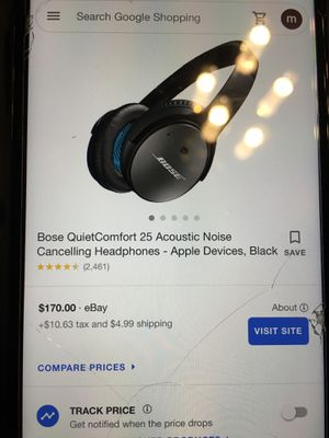 Bose quieter comfort 25 for Sale in Malden, MA