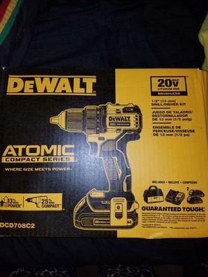 Dewalt drill driver kit 20v for Sale in Pearl City, HI