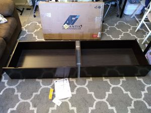 BRAND NEW Under Bed Drawers HUGE King Size Storage Drawer Espresso for Sale in Phoenix, AZ