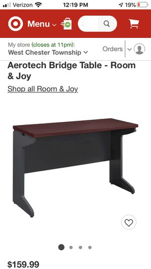 Brand new ultra pursuit desk/table for Sale in SEATTLE, WA