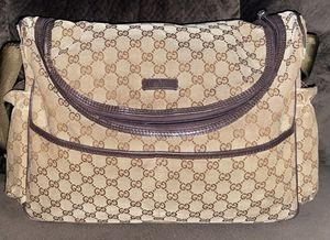 GUCCI DIAPER BAG USED for Sale in Pickerington, OH