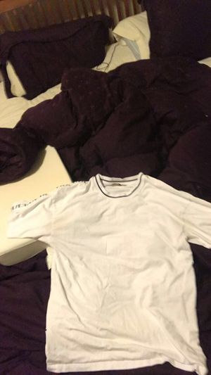 Burberry shirt White mens small for Sale in Portland, OR