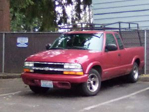 1999 Chevy S10 for Sale in Tacoma, WA