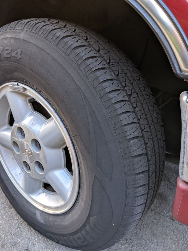 1998 Chevy Blazer