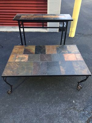 coffee table and side table for Sale in Freehold, NJ