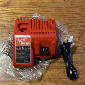 Brand New Milwaukee M12and M18 Dual Charger for Sale in Stafford, VA