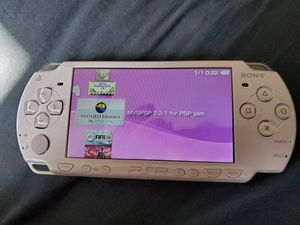 2001 * PINK * - SLIM * - PSP - WITH 5,000 GAMES !!! for Sale in Garden Grove, CA