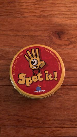 """Spot it!"" Party game for kids for Sale in Fairfax, VA"