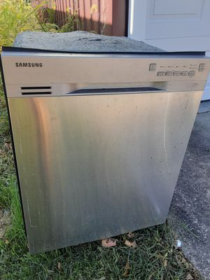 stainless steel Samsung dishwasher for Sale in Marshalltown, IA