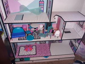 Lol doll house for Sale in New Kensington, PA
