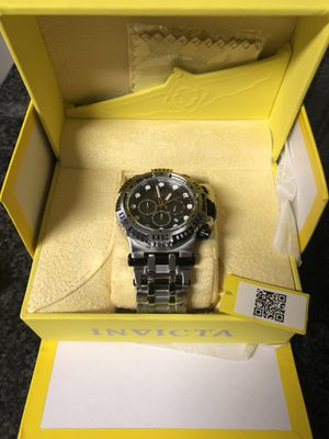 Invicta 50mm Chaos SS Watch for Sale in Tallahassee, FL
