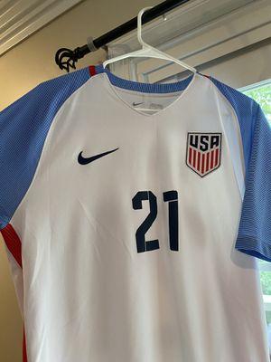 Nike US National Soccer Team Jersey Paul Arriola D.C. United for Sale in Falls Church, VA